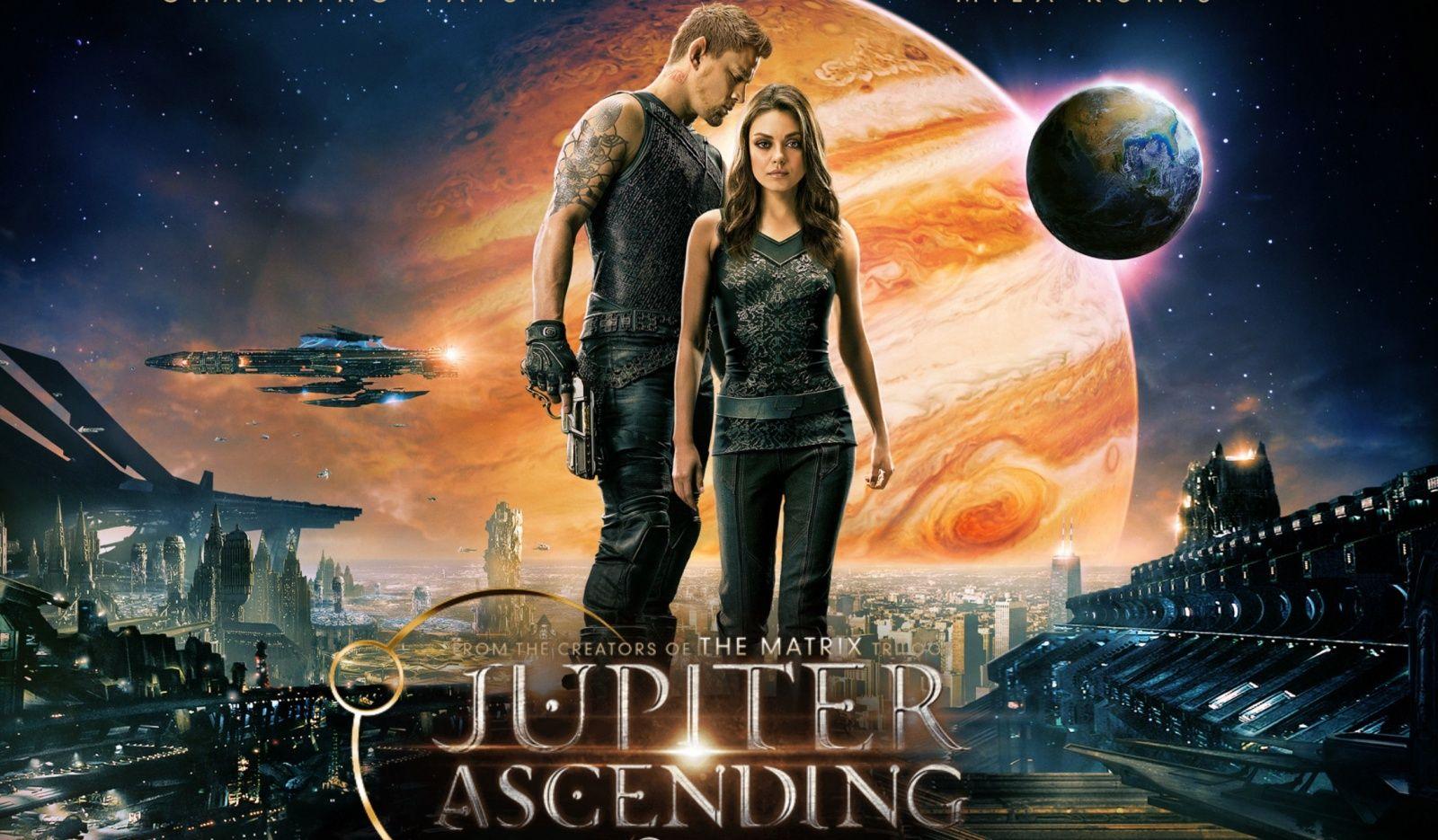 Jupiter Ascending is a Kaleidoscope of Color