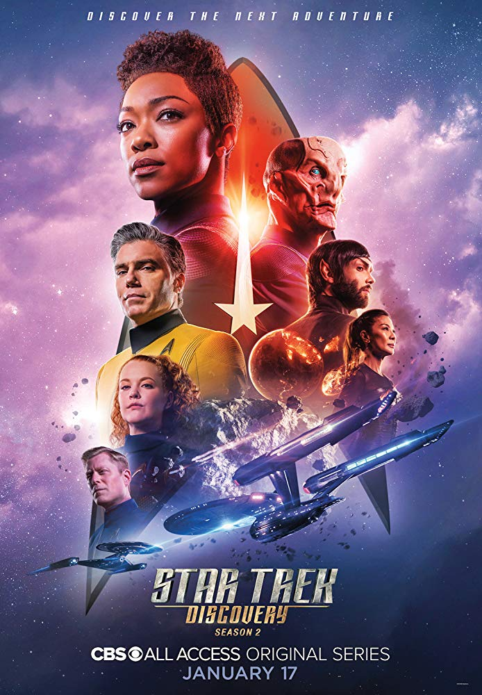 Star Trek: Discovery S3 (2019)