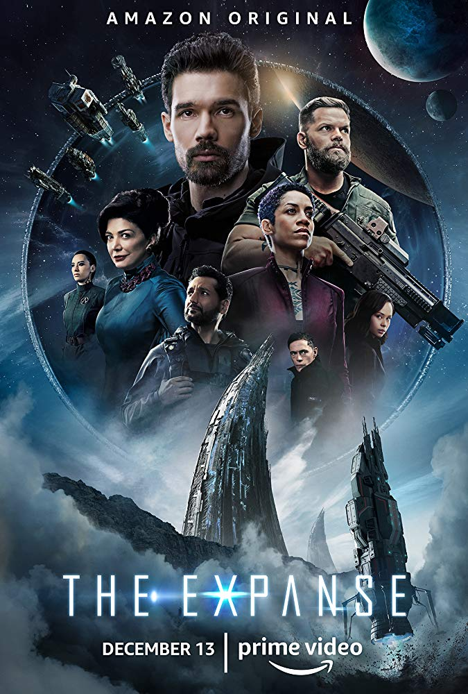 The Expanse S4 (2019)