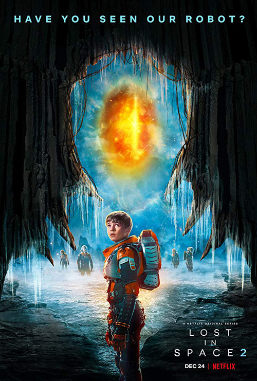 Lost in Space S2 (2019)
