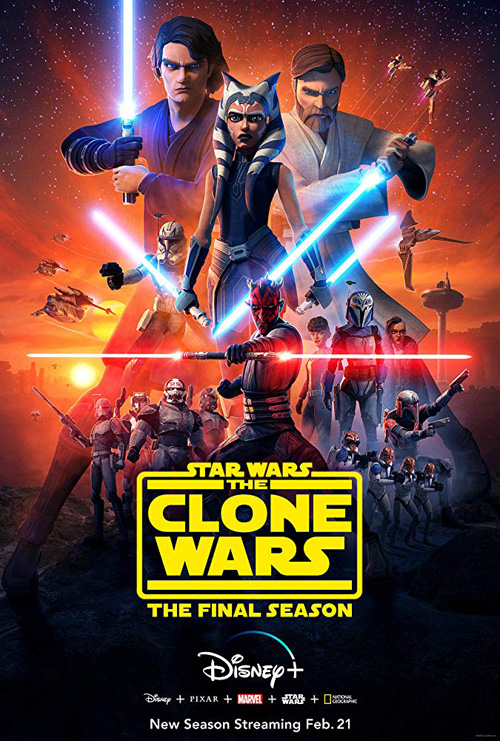 Star Wars: The Clone Wars S7 (2020)