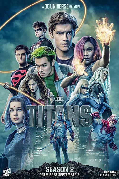 Titans S2 (2020)