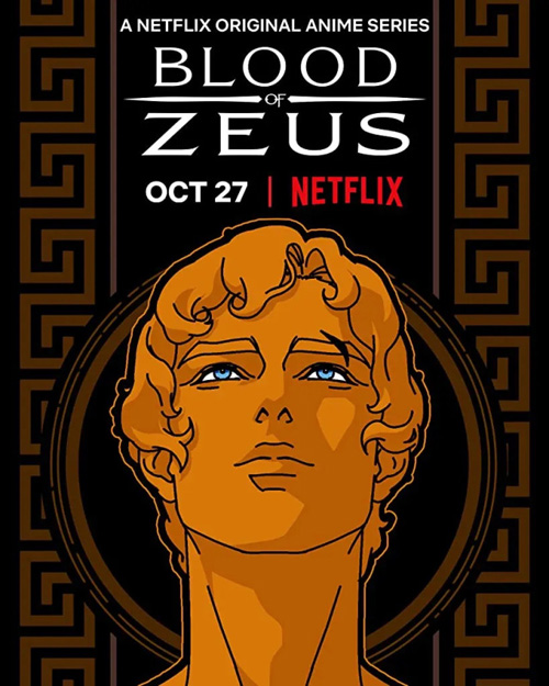 Blood of Zeus S01 (2020)