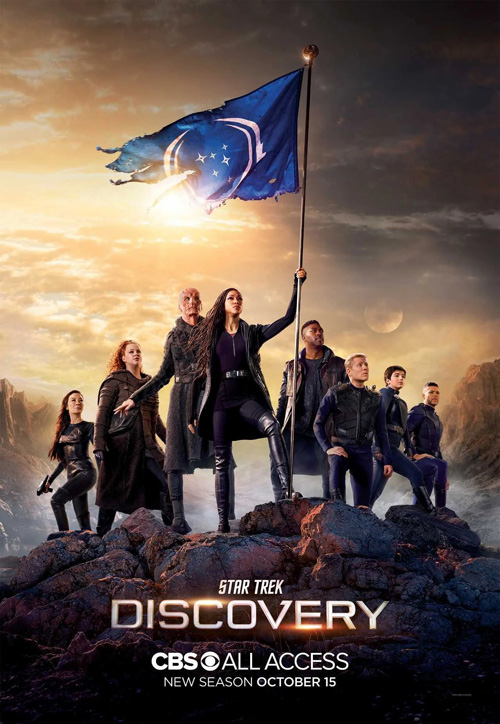 Star Trek: Discovery S03 (2020)