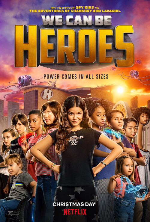 We Can Be Heroes (2021)