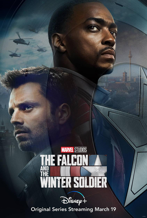 The Falcon and the Winter Soldier S01 (2021)