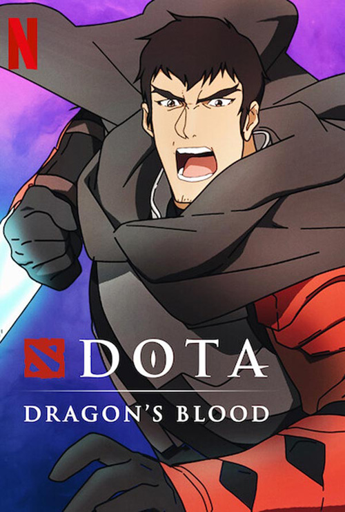 DOTA: Dragon's Blood S1 (2021)