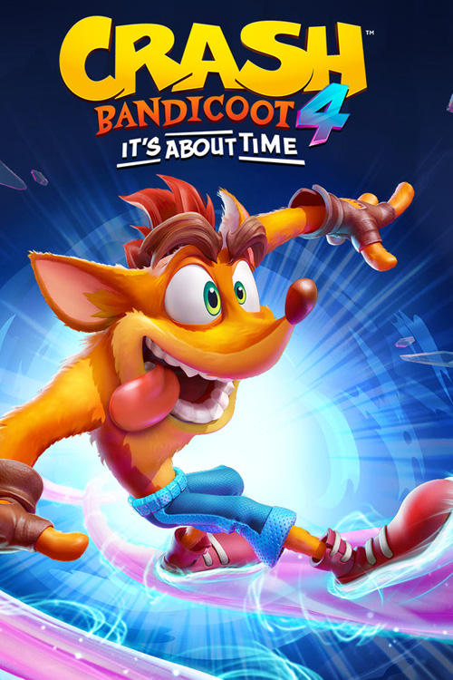 Crash Bandicoot 4: It's About Time (2021)