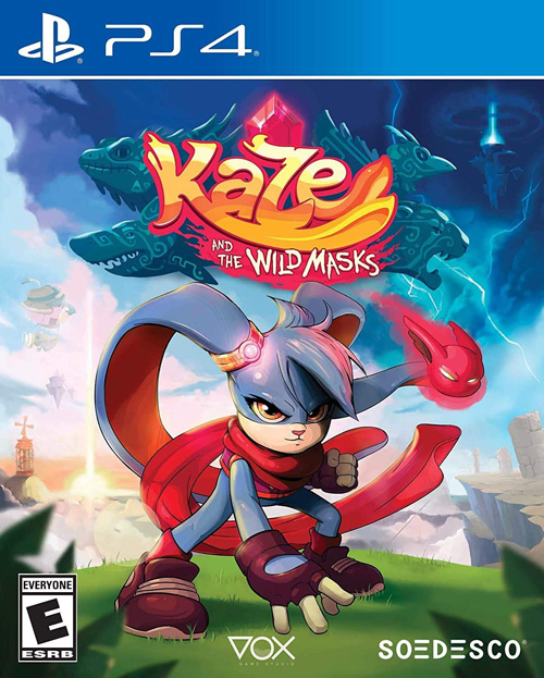 Kaze and the Wild Masks (2021)