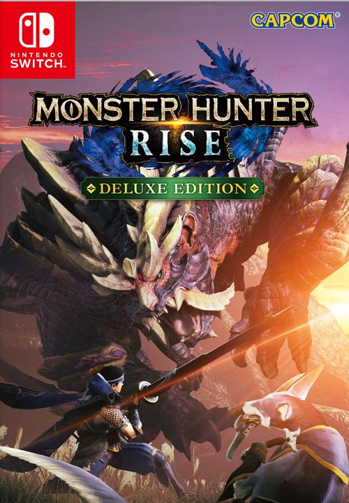 Monster Hunter Rise (2021)