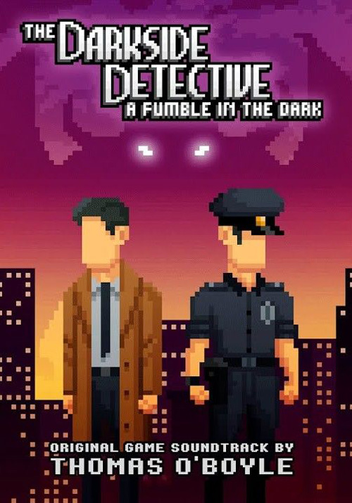 The Darkside Detective: A Fumble in the Dark (2021)