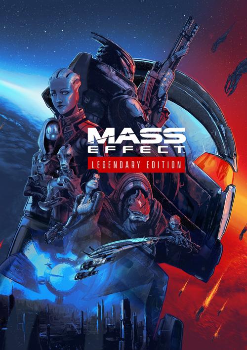 Mass Effect Legendary Edition (2021)
