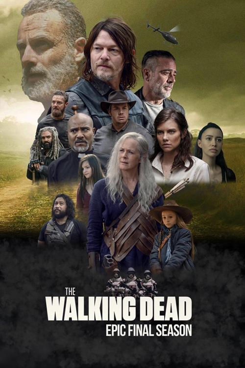 The Walking Dead S11 (2021)